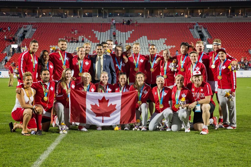 Canada team M+W