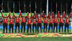 Olympic bronze